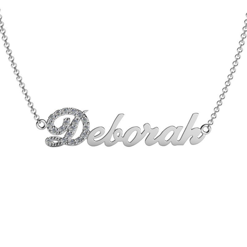 D FOR DIAMOND